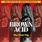 V/A - Brown Acid -  The First Trip