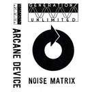 Generations Unlimited Arcane Device - Noise Matrix MC