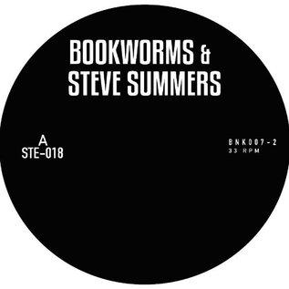 "Bookworms & Steve Summers - Bookworms & Steve Summers 7"""
