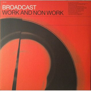 Broadcast - Work And Non Work LP