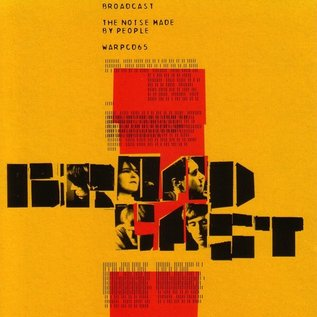 Broadcast - The Noise Made By People LP