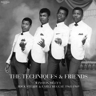 Various - The Techniques And Friends: Winston Riley's Rock Steady LP