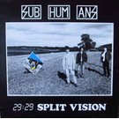 Subhumans - 29:29 Split Vision LP