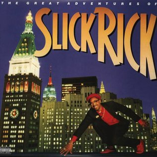 Slick Rick - The Great Adventures Of LP