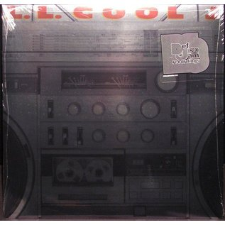 LL Cool J - Radio LP