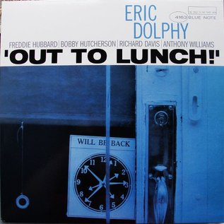 Blue Note Dolphy, Eric - Out To Lunch LP