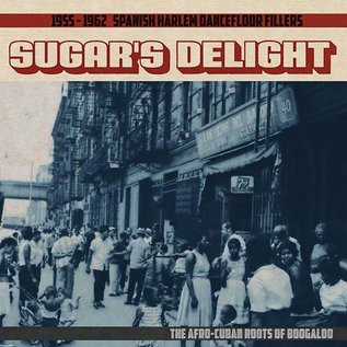 Various - Sugar's Delight LP