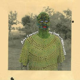 Dark Entries Converse, Bill - The Shape Of Things To Come 2xLP