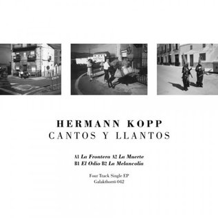 "Galakthorro Kopp, Hermann - Cantos Y Llantos7"""