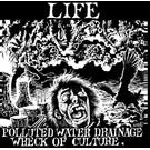 "Crust War Life/Zudas Krust Split 7"""