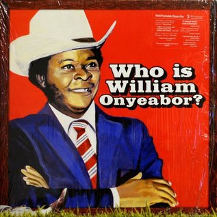 Onyeabor, William - Who Is William Onyeabor? 3xLP