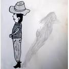 Fashionable Idiots The Cowboy - The Cowboy Album LP