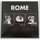 Rome - Nera/Confessions/Masse 3xLP