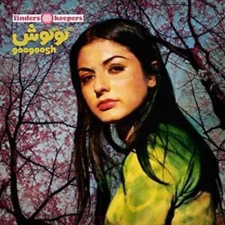 Finders Keepers Googoosh - S/T LP