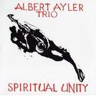 ESP Disk Ayler, Albert Trio - Spiritual Unity LP