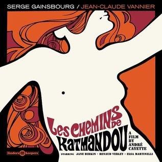 Finders Keepers Gainsbourg, Serge & Vannier, Jean-Claude - Les Chemins De Katmandou LP