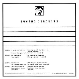 Not On Label Tuning Circuits - No Compassion 2xLP (Euro)