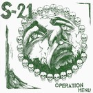 World Gone Mad S-21 - Operation Menu 7""