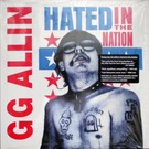 Reachout International GG Allin - Hated In the Nation LP