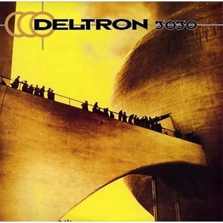 Deltron Partners Deltron 3030 - S/T 2xLP