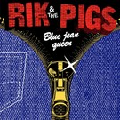 Feel It! Records Rik And The Pigs - Blue Jean Queen 7""