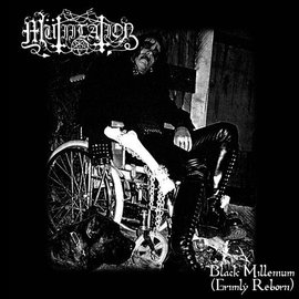 Drakkar Productions Mutiilation - Black Millenium (Grimly Reborn) LP