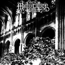 Drakkar Productions Mutiilation - Remains Of A Ruined, Dead, Cursed Soul CD