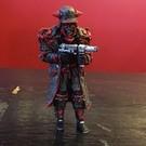 Nuke Trooper Otto Mk. 2 Mutopia Action Figure
