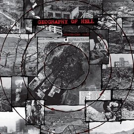 Hospital Productions Geography Of Hell - Hiroshima 1945/Nagasaki 1945 2xLP