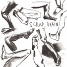 Thrilling Living Records Scrap Brain - Unhappy Hardcore 7""