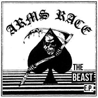 Painkiller Arms Race - The Beast 7""
