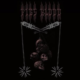Stygian Black Hand Pig's Blood - S/T LP