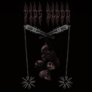Stygian Black Hand Pig's Blood - S/T LP