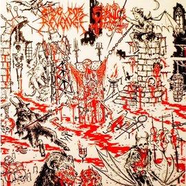 """Ride For Revenge/Satanic Torment - Split 7"""""""