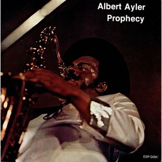 ESP Disk Ayler, Albert - Prophecy LP