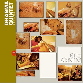 Dharma Quintet - End Starting LP