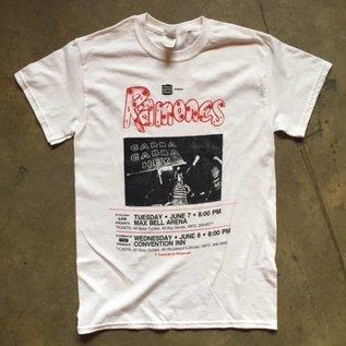Keychains & Snowstorms T-Shirt Company Ramones - Burger King Presents T-Shirt Large