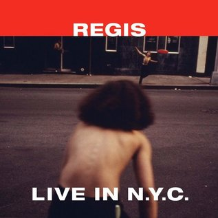 """Cititrax Regis - Live in NYC 12"""""""