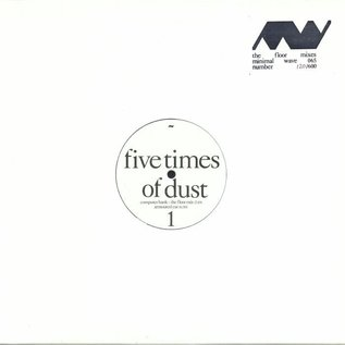 Minimal Wave Five Times of Dust / Unovidual & Tara Cross 12""