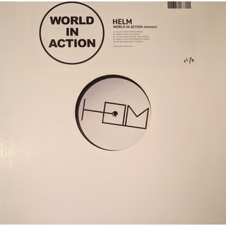 Alter Helm - World In Action Remixed 12""