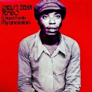 Mississippi Records Tembo, Chrissy Zebby - My Ancestors LP
