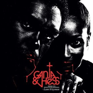 Strange Disc Records Waymon, Sam - Ganja & Hess OST LP