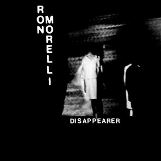 Hospital Productions Morelli, Ron ‎- Disappearer CS