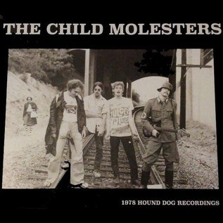 "Negative Jazz Child Molesters, The - 1978 Hound Dog Recordings 12"""