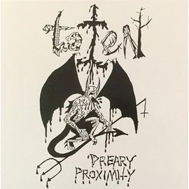 """Nuclear War Now! Productions Toten - Dreary Proximity 12"""""""