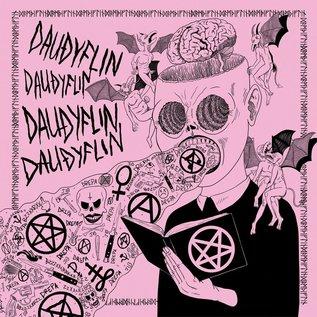 """Iron Lung Dauðyflin - S/T 7"""""""