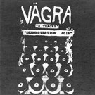 Bloody Master Records Vagra - 8 Tracks Demonstration 2016 12""