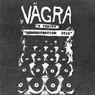 "Bloody Master Records Vagra - 8 Tracks Demonstration 2016 12"""