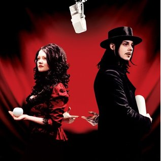 White Stripes, The - Get Behind Me Satan 2xLP