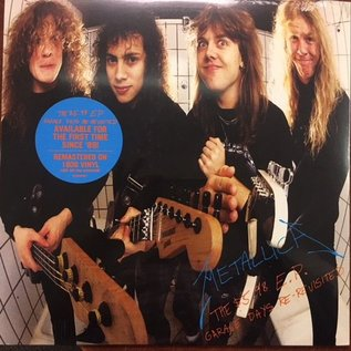 Blackened Recordings Metallica - Garage Days Re-Revisited 12""